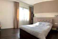 prywatna sypialnia w luksusowej willi do sprzedaży Konin (okolice)