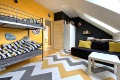 pokój dla dziecka w luksusowym apartamencie do sprzedaży Szczecin