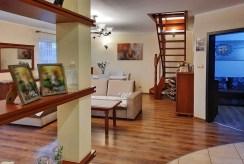 imponujące rozmachem wnętrze ekskluzywnego apartamentu do sprzedaży Nowogard