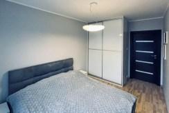 zaciszna sypialnia w luksusowym apartamencie na sprzedaż Pruszcz Gdańsk