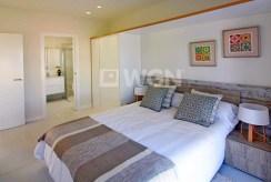 prywatna sypialnia w luksusowym apartamencie do sprzedaży Hiszpania (Costa Blanca, Torrevieja, Mil Palmeras)