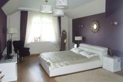 zaciszna sypialnia w luksusowej willi na sprzedaż Legnica (okolice)