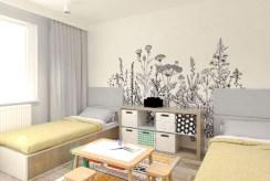 pokój dla dziecka w ;luksusowym apartamencie na sprzedaż Ostrów Wielkopolski