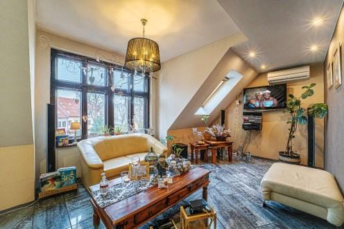 imponujące rozmachem wnętrze luksusowego apartamentu do sprzedaży Bolesławiec