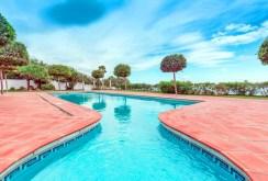 zapierający dech w piersiach basen przy luksusowej willi na sprzedaż Hiszpania (Costa del Sol, Malaga)