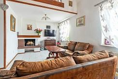 ekskluzywny salon w luksusowym apartamencie do sprzedaży Elbląg