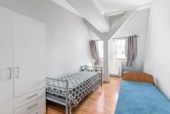 prywatna sypialnia w luksusowym apartamencie do wynajmu Szczecin