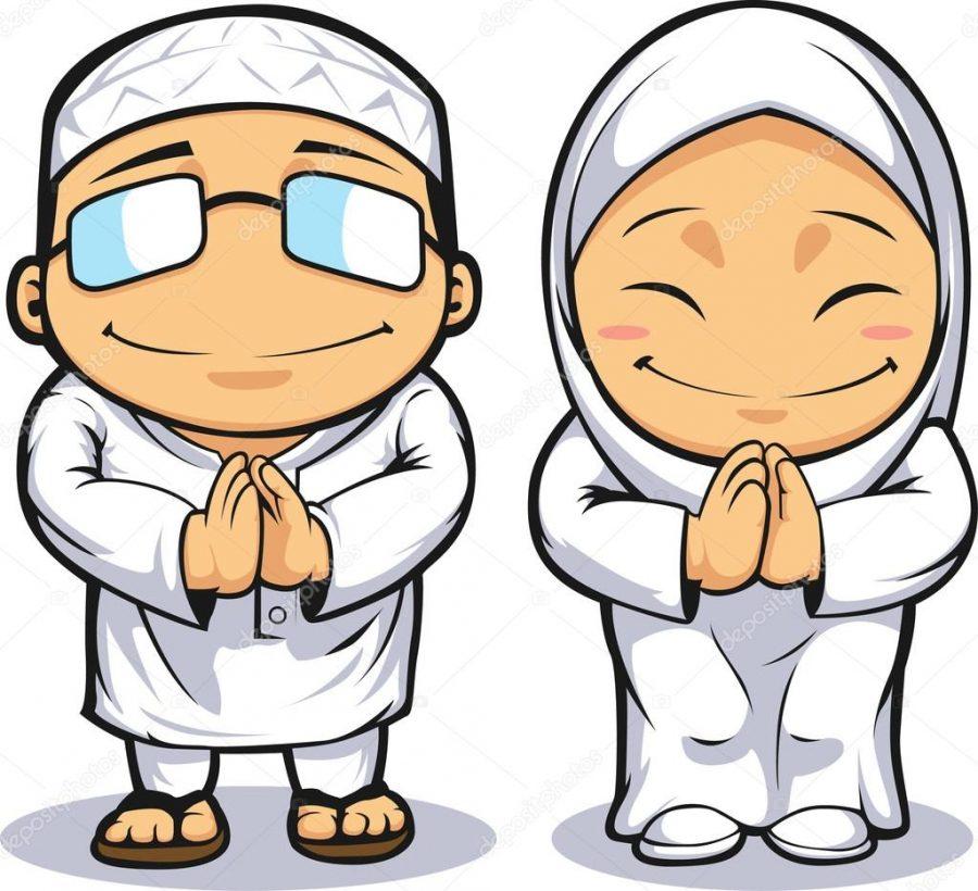 doa memakai pakaian