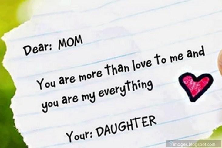 32+ Contoh surat cinta untuk mama terbaru terbaru