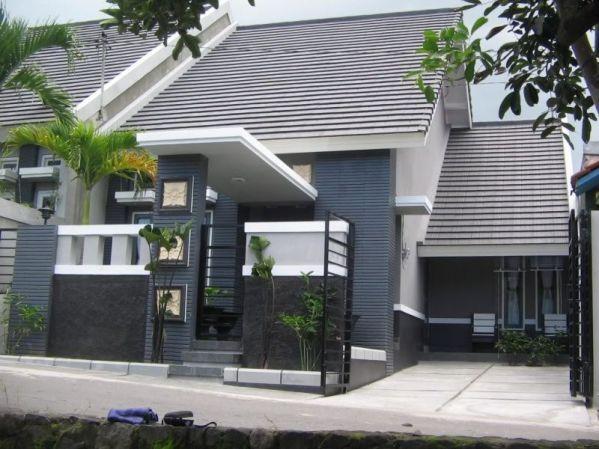 Teras rumah minimalis type 36 2017 dan 2018 oke