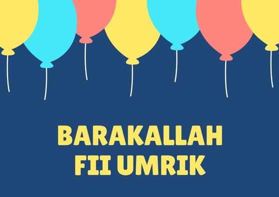 ucapan selamat ulang tahun arab