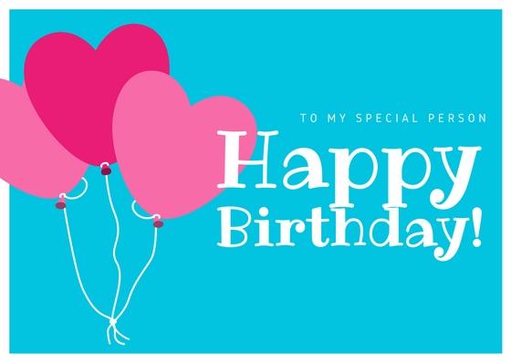 ucapan selamat ulang tahun untuk orang spesial