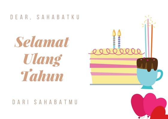 ucapan selamat ulang tahun menyentuh