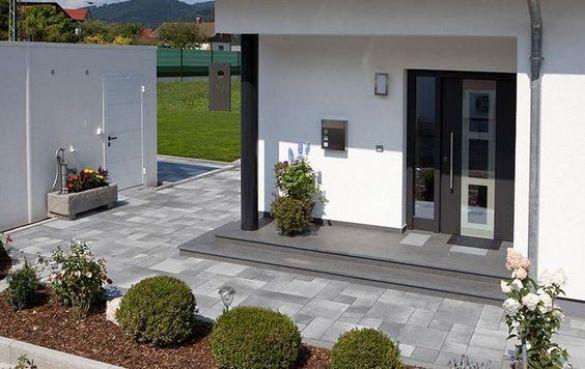 teras rumah minimalis sederhana good