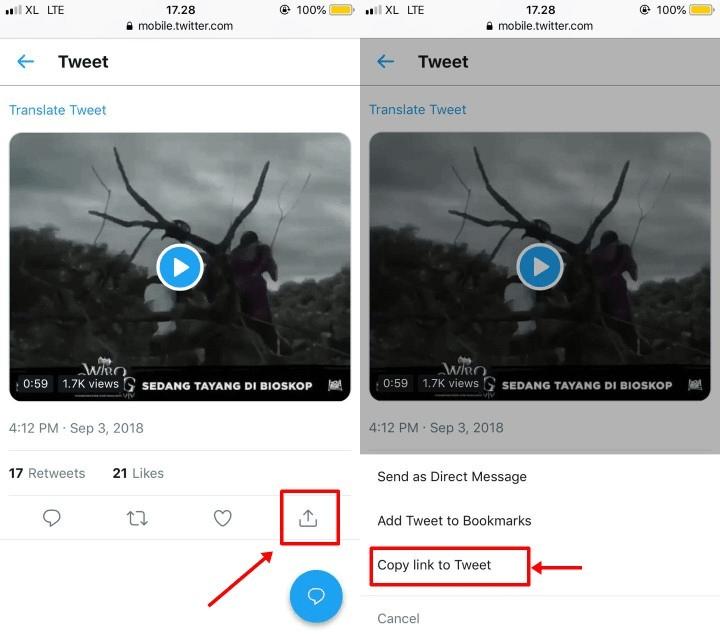 Jangan Bingung Begini Cara Download Video Di Twitter Terbaru