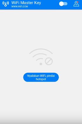 cara mengetahui password wifi orang lain dengan android