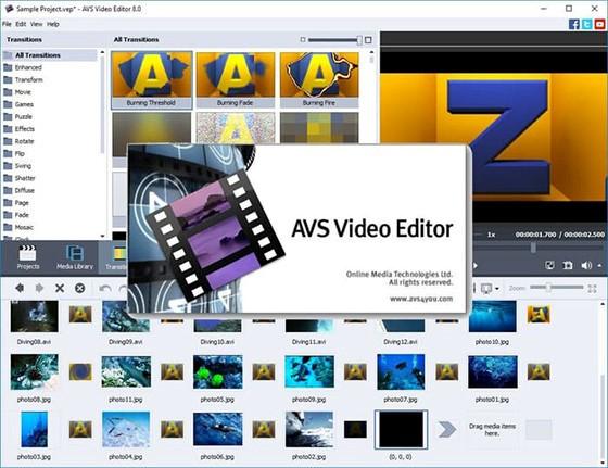 aplikasi editing video pc