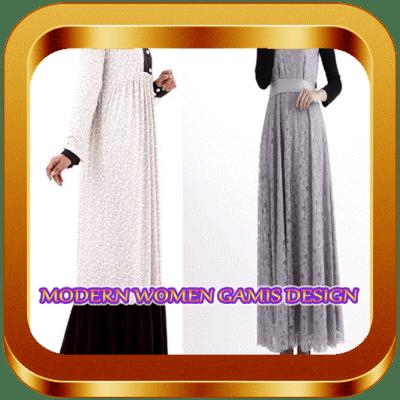 aplikasi desain baju gamis perempuan