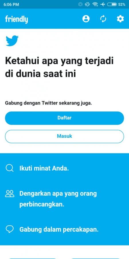 aplikasi friendly for twitter