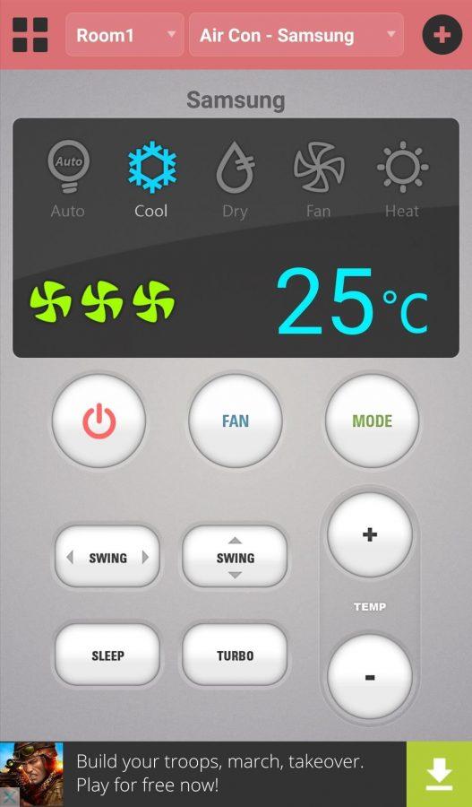 aplikasi remote ac android