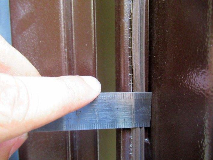 Фото №28. Заключение экспертизы по входной металлической двери и причинам возникновения дефектов