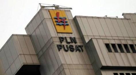 Kantor pusat PLN. | Foto: Istimewa.