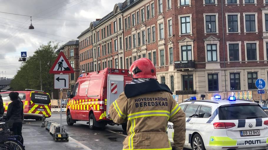 Brand ved Hovedbanegården – Ekstra Bladet