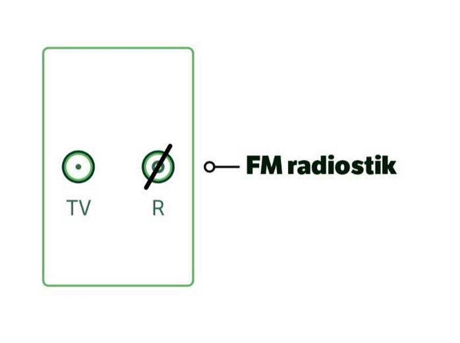 300.000 mister snart radiosignalet: Skal bruge pladsen til