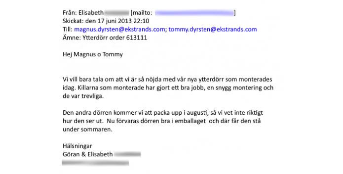 Ekstrands referenser_göran & elisabeth