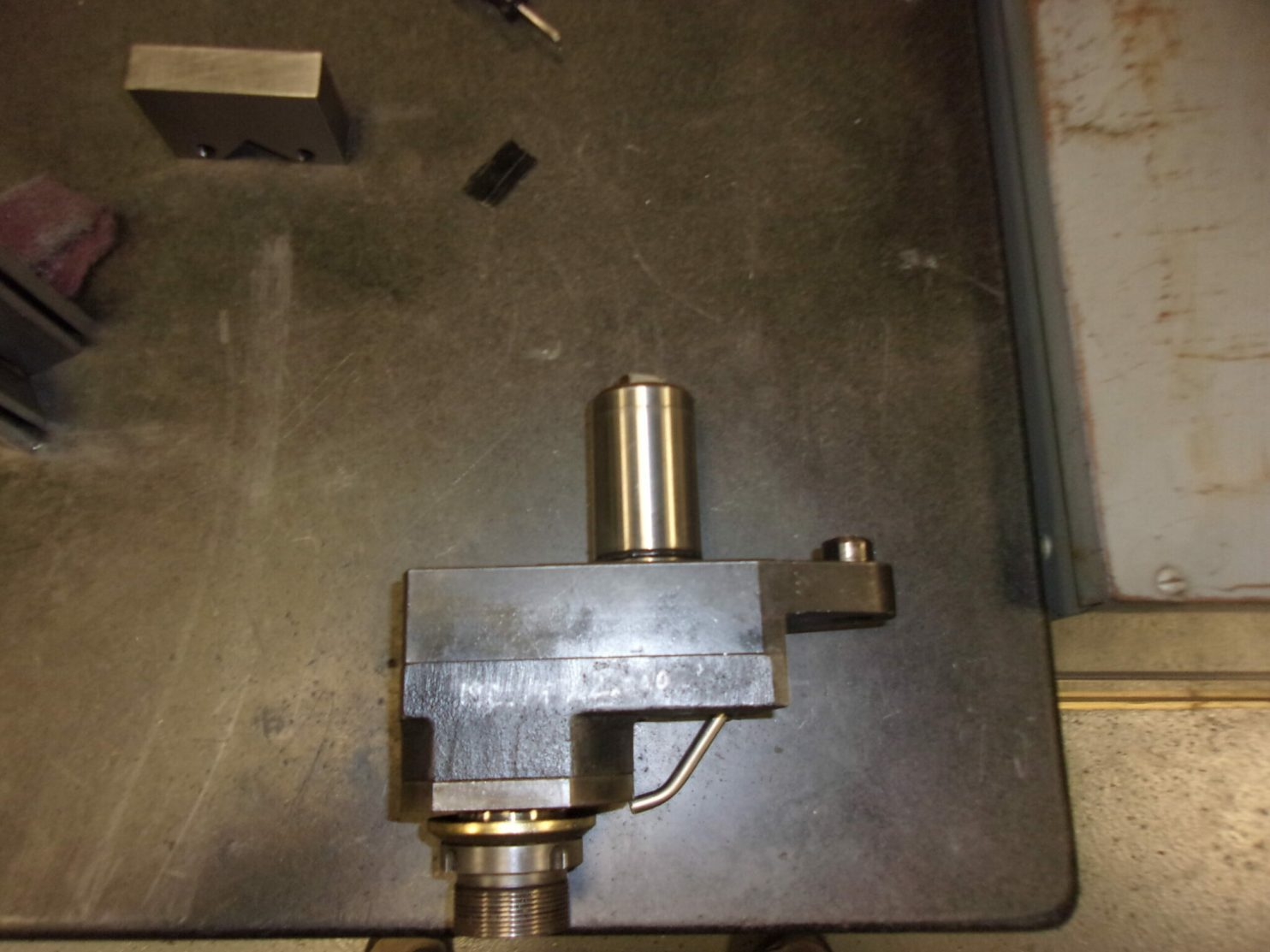 Bristol live tool, 190.14712.000, 3500rpm
