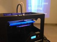The MakerBot Replicator 2
