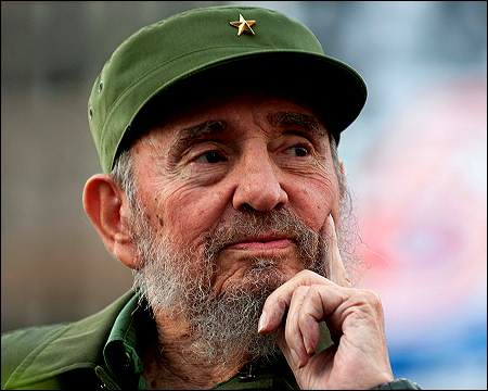 Cubas Fidel Castro to Obama We dont need your presents