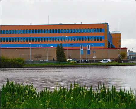 De Schie Penitentiary, Rotterdam
