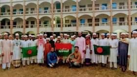 মুগদা থানা ছাত্র মজলিসের উদ্যোগে বাংলা বানান ও শুদ্ধ ভাষা চর্চা প্রতিযোগিতা অনুষ্ঠিত