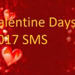 Valentine Days 2017 SMS