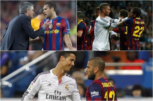 هل تعرف سر العداوة بين نجوم ريال مدريد وداني ألفيز؟ 3 قصص