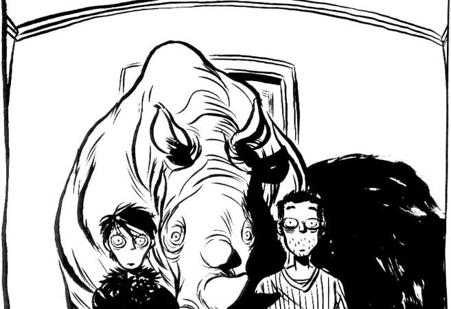 Ruminations – Frederik Peeters (comic)