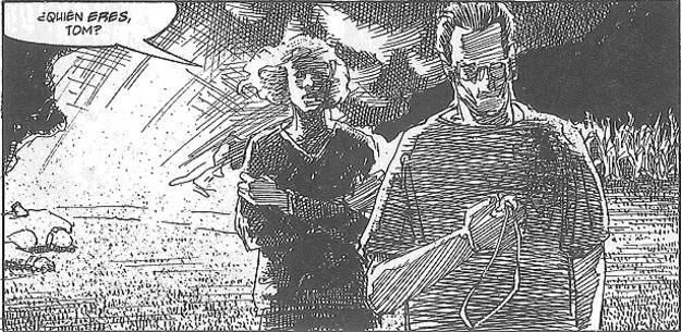 Una historia violenta – John Wagner & Vince Locke