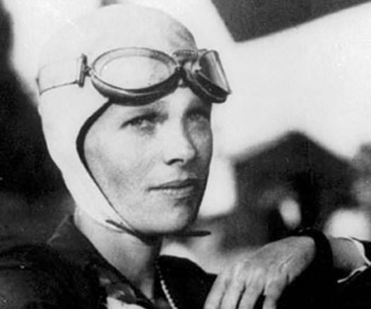 Amelia Earhart – carta a George Putnam