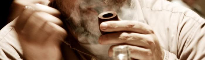el fumador de pipa