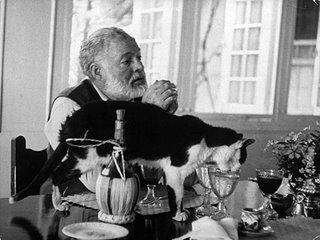 El gato bajo la lluvia – Ernest Hemingway
