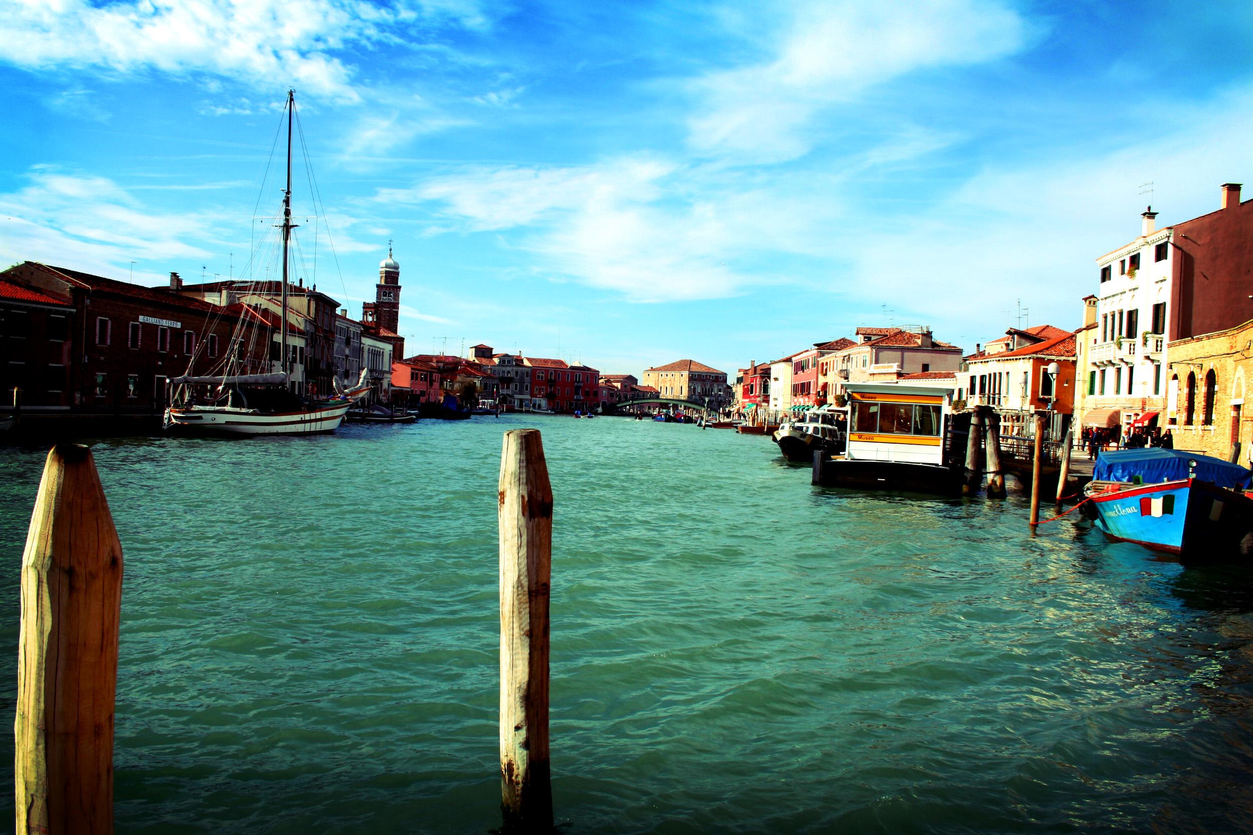 Notas de un viaje a Venezia