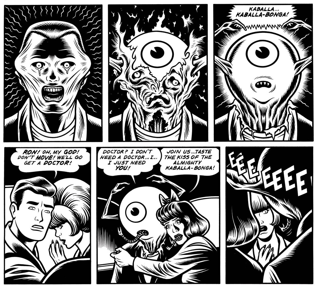 Black Hole – Charles Burns