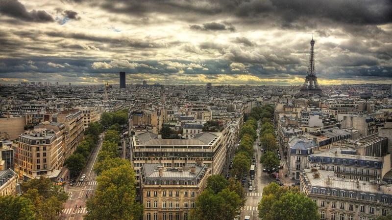 Presentación de «París D.F.» en Madrid, 14-01-2015