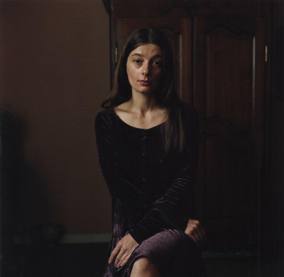 Isabelle Mege por Constant Anée