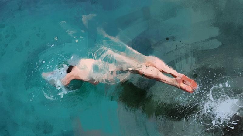 El nadador – John Cheever