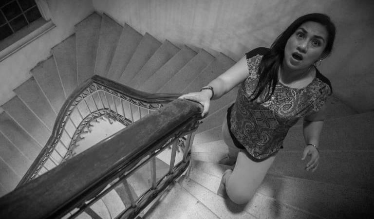 La primera vez que vi un fantasma – Solange Rodríguez Pappe