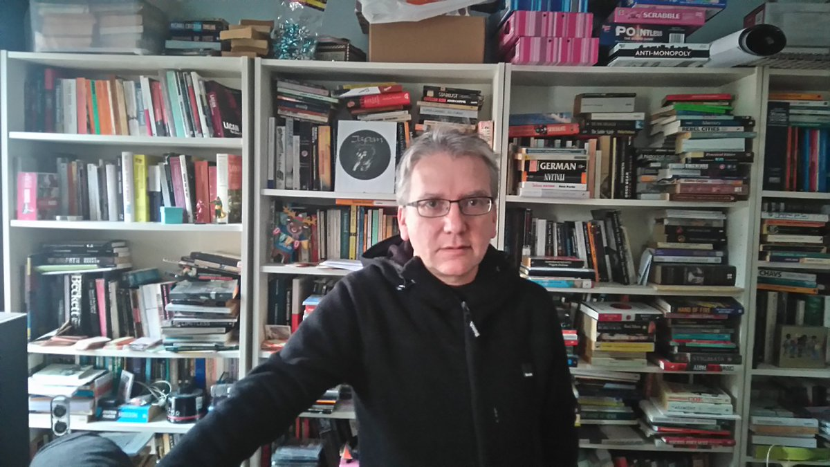 Lo raro y lo espeluznante – Mark Fisher