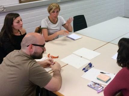 Sessió de coaching laboral al PIJ de Nou Barris