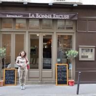 """Restaurant """"La Bonne Excuse"""""""